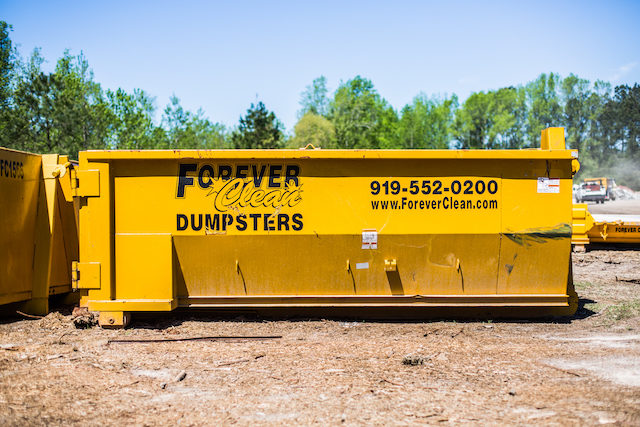 Construction Site Dumpsters
