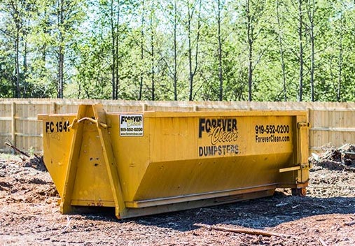 Dumpster Rentals In Raleigh, NC