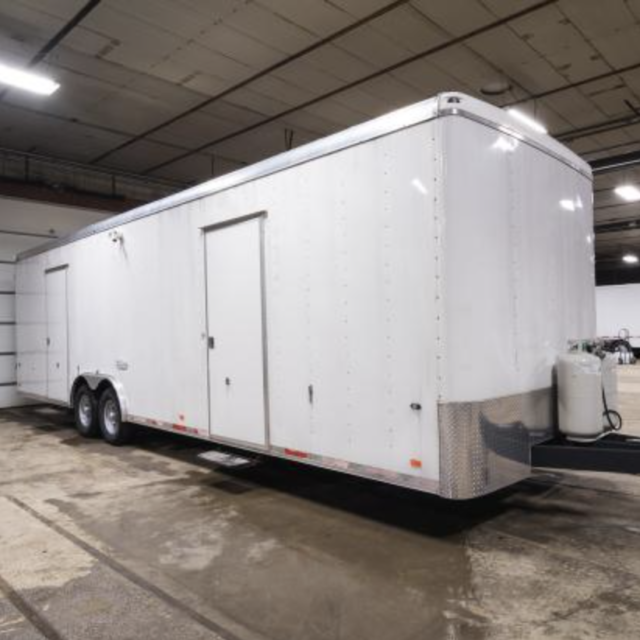 Portable Laundry Trailers