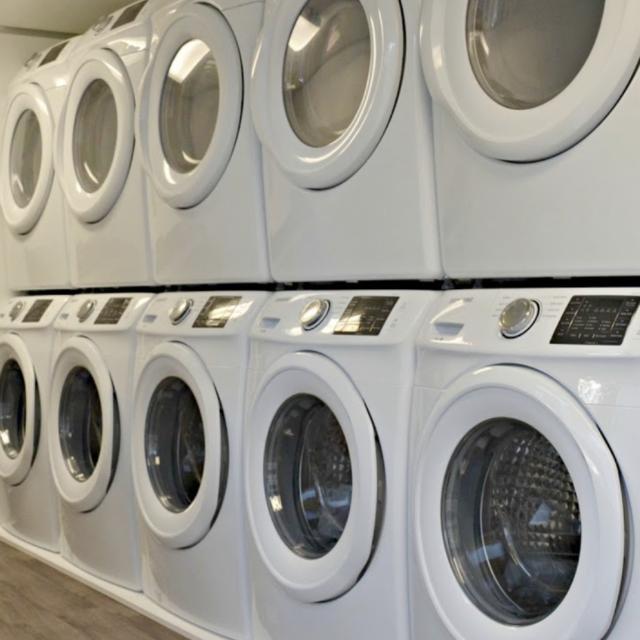 portable laundry trailer rentals - internal